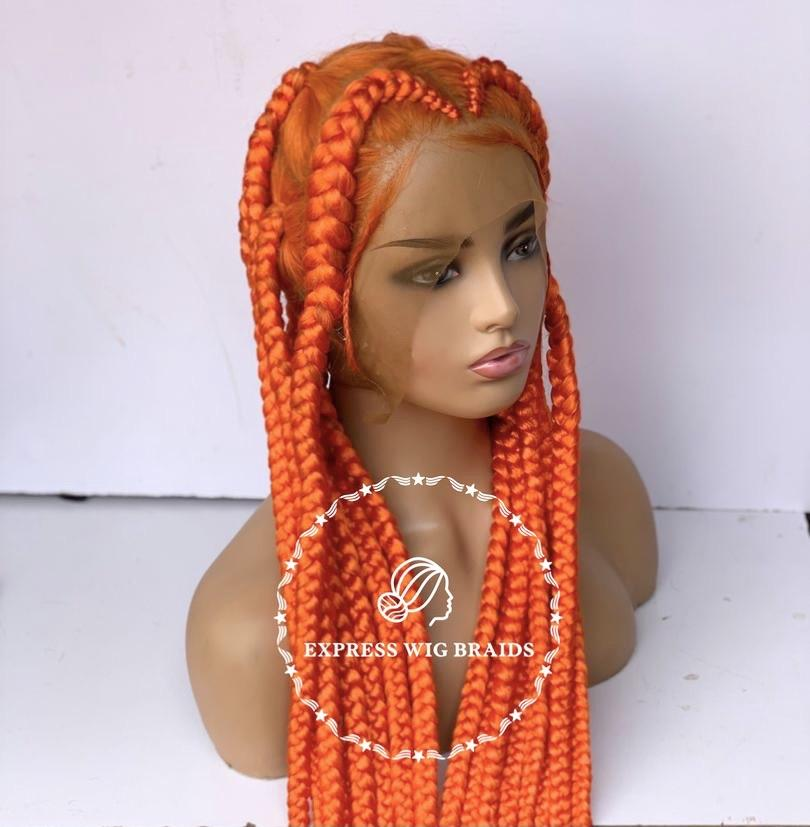 Cornrow-Elena - Express Wig Braids