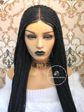 Cornrow-Jackie - Express Wig Braids