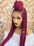 Cornrow-Jenny - Express Wig Braids