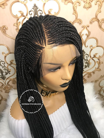 Cornrow-Lauren - Express Wig Braids