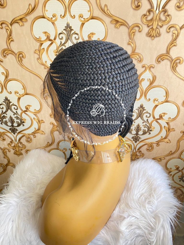 Cornrow Lemonade-Cora - Express Wig Braids