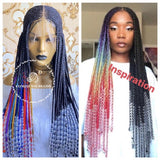 Cornrow-Lotus - Express Wig Braids