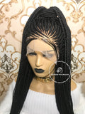 Cornrow-Mercy - Express Wig Braids