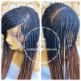 Cornrow-Nora - Express Wig Braids
