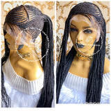 Cornrow Ponytail-Ivy - Express Wig Braids