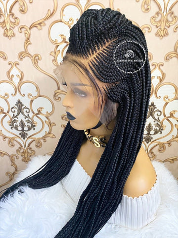 Cornrow-Rachel - Express Wig Braids