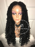 Crochet Goddess Locs- Bobbi Boss - Express Wig Braids