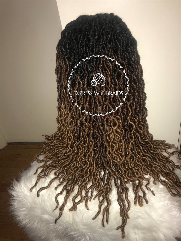 Crochet Gypsy Locs-Dread - Express Wig Braids