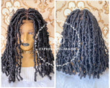 Distressed Butterfly Faux Locs-Nicki - Express Wig Braids