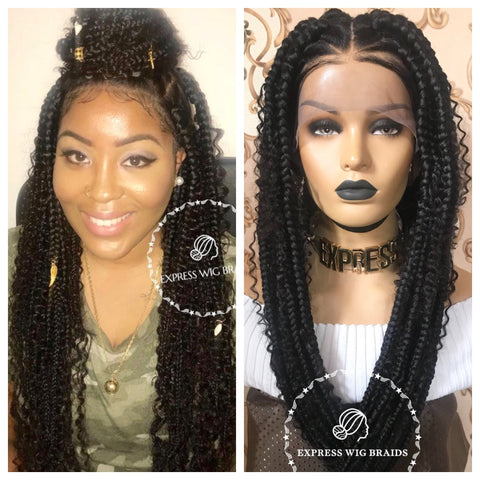 Goddess Jumbo- Blair - Express Wig Braids