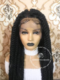Kinky Jumbo Twist- Queen - Express Wig Braids