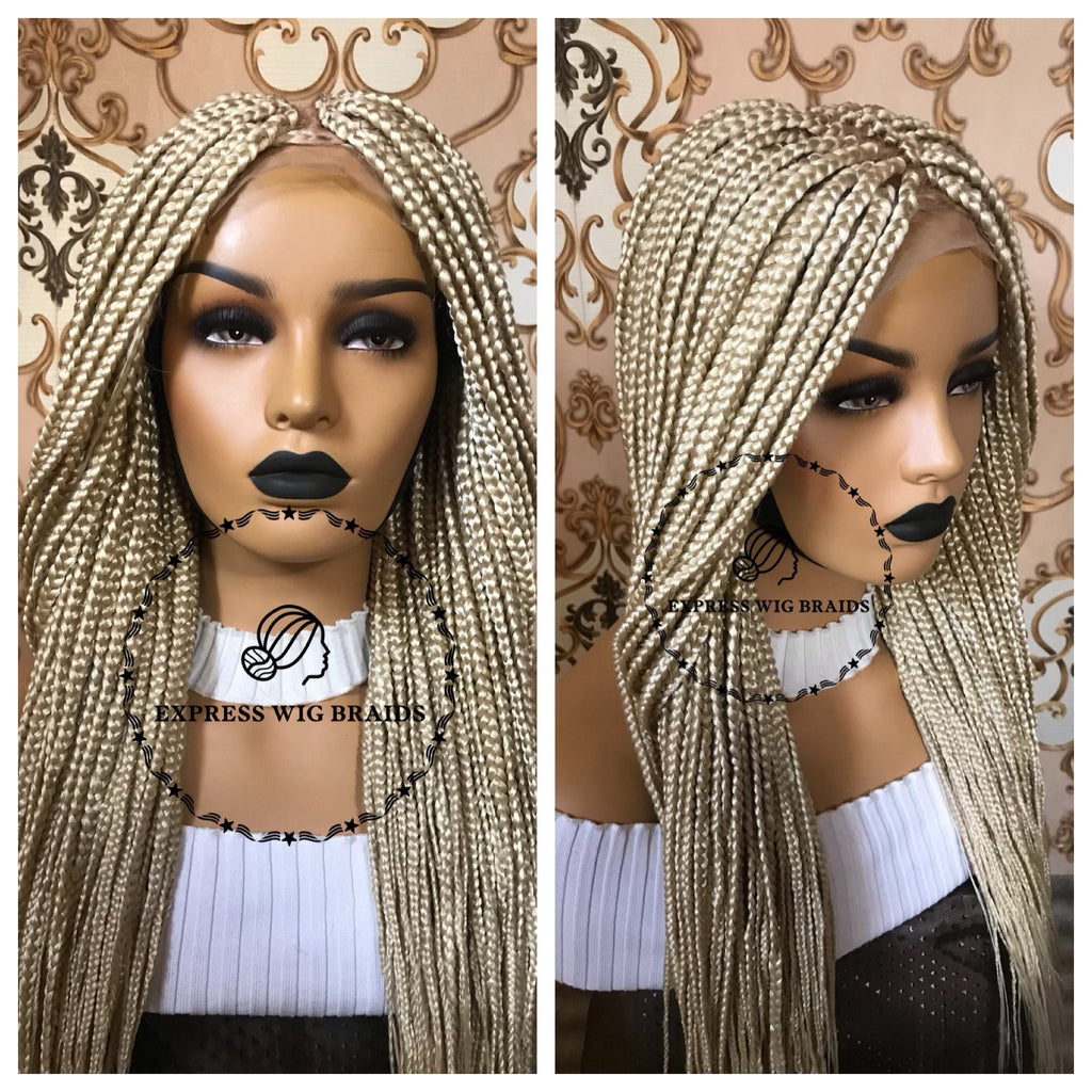 Medium Braids- Diva Blonde - Express Wig Braids