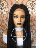 Medium Twist-Mia - Express Wig Braids