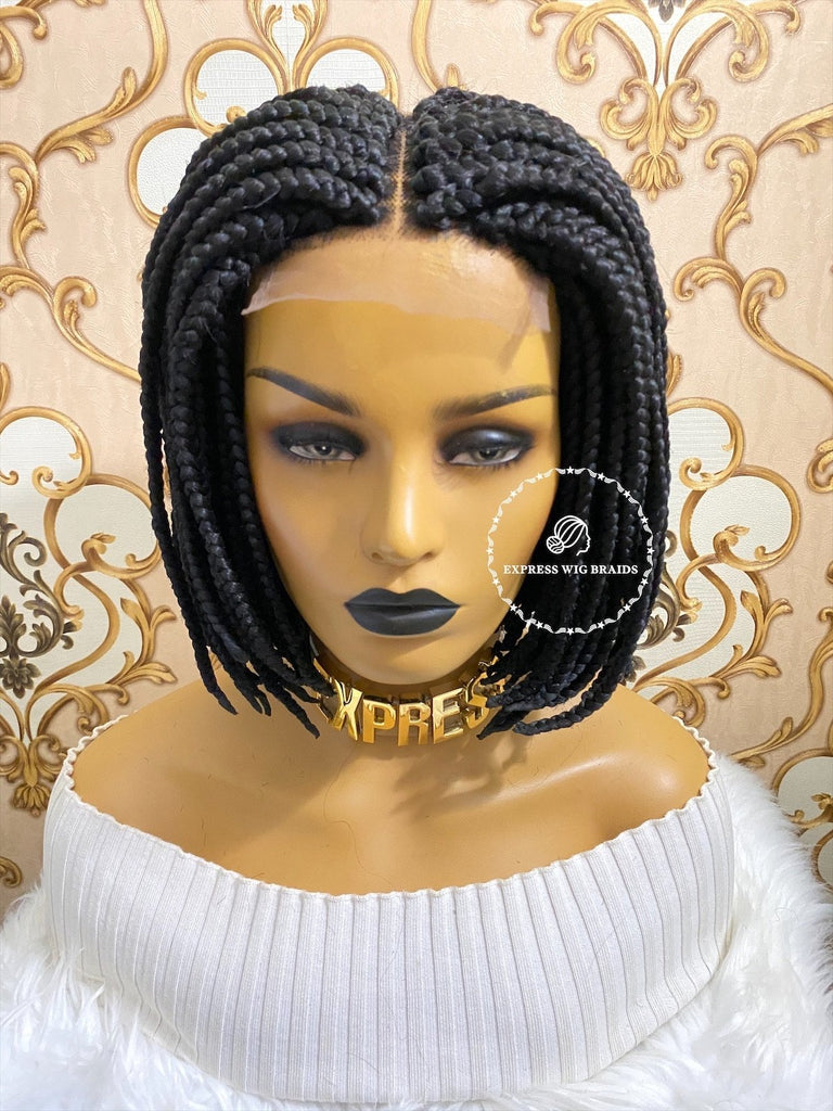 Short Bob Braids-Shaba - Express Wig Braids