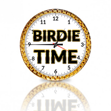 Birdie Time Golf Ball Marker