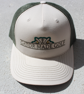 Gator Made Golf Tan-Loden Hat