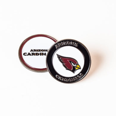 Arizona Cardinals Golf Ball Marker