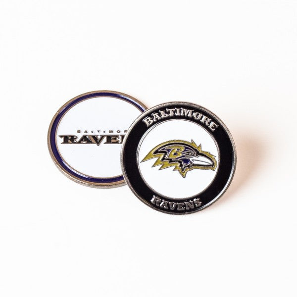 Baltimore Ravens Golf Ball Marker