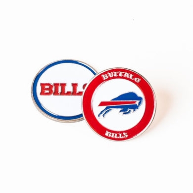 Buffalo Bills Golf Ball Marker