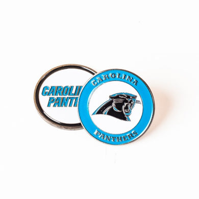 Carolina Panthers Golf Ball Marker