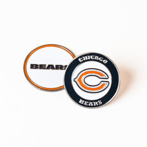 Chicago Bears Golf Ball Marker