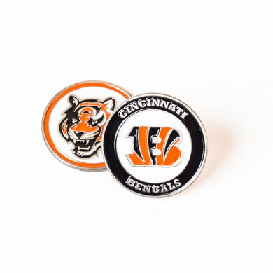 Cincinnati Bengals Golf Ball Marker