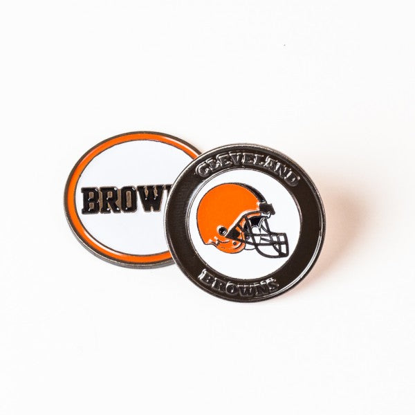 Cleveland Browns Golf Ball Marker