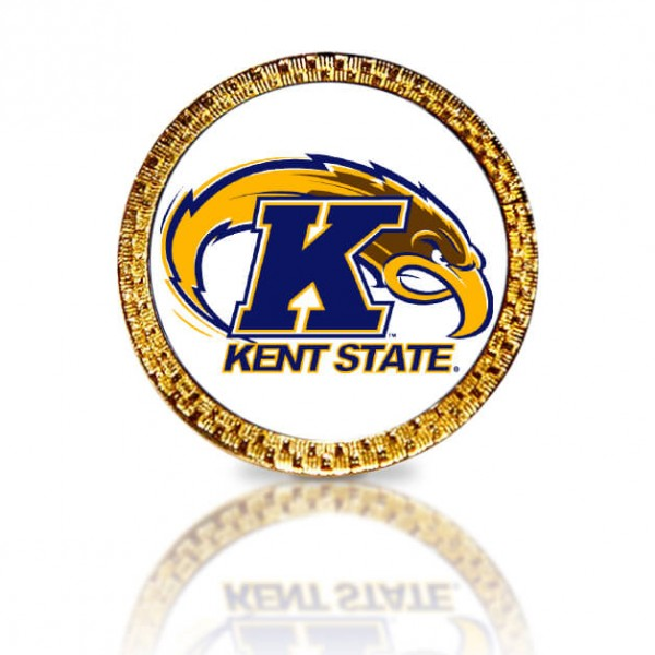 Kent State University Golf Ball Marker