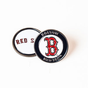 Boston Red Sox Golf Ball Marker