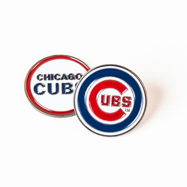 Chicago Cubs Golf Ball Marker