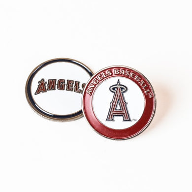 Los Angeles Angels Golf Ball Marker