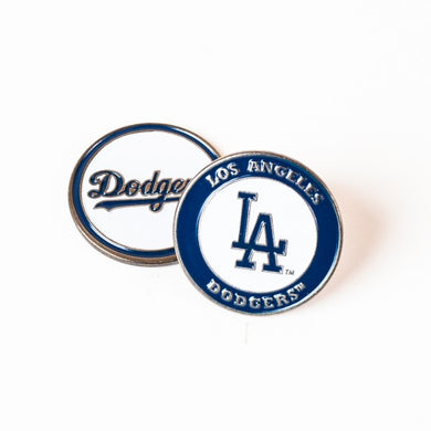 Los Angeles Dodgers Golf Ball Marker