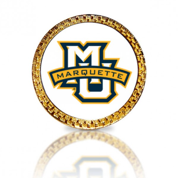 Marquette University Golf Ball Marker