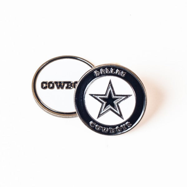 Dallas Cowboys Golf Ball Marker
