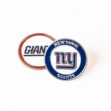 New York Giants Golf Ball Marker