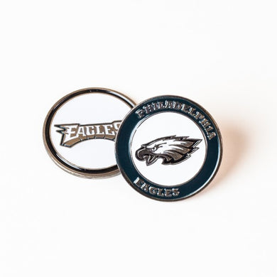 Philadelphia Eagles Golf Ball Marker