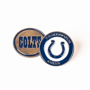 Indiana Colts Golf Ball Marker