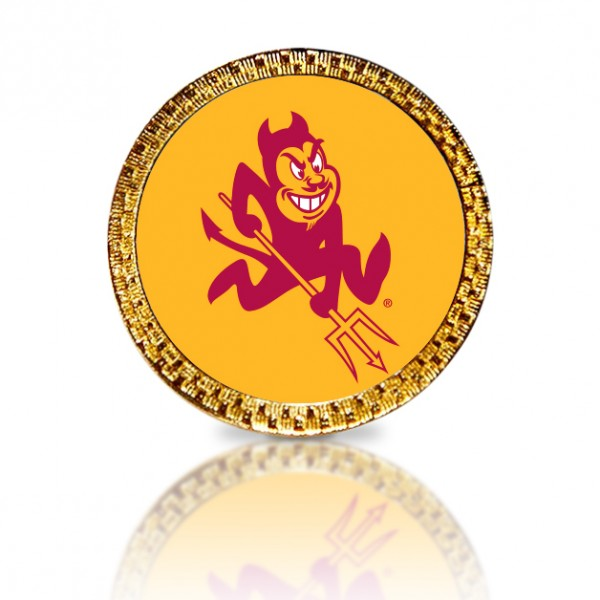 Arizona State University Golf Ball Marker