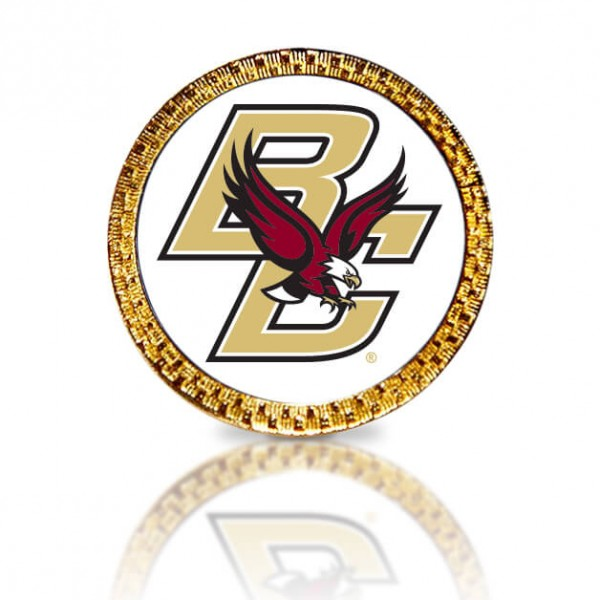Boston College Golf Ball Marker