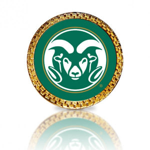 Colorado State University Golf Ball Marker