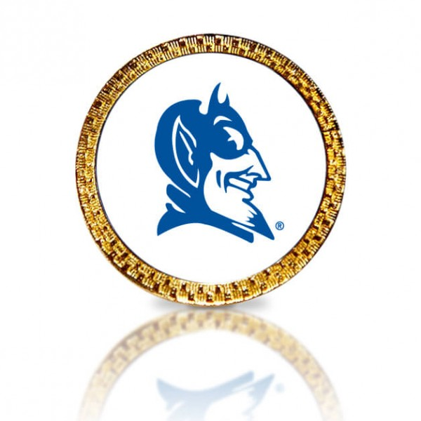 Duke University Golf Ball Marker