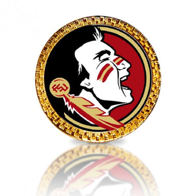 Florida State University Golf Ball Marker