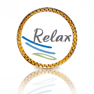 Relax Golf Ball Marker
