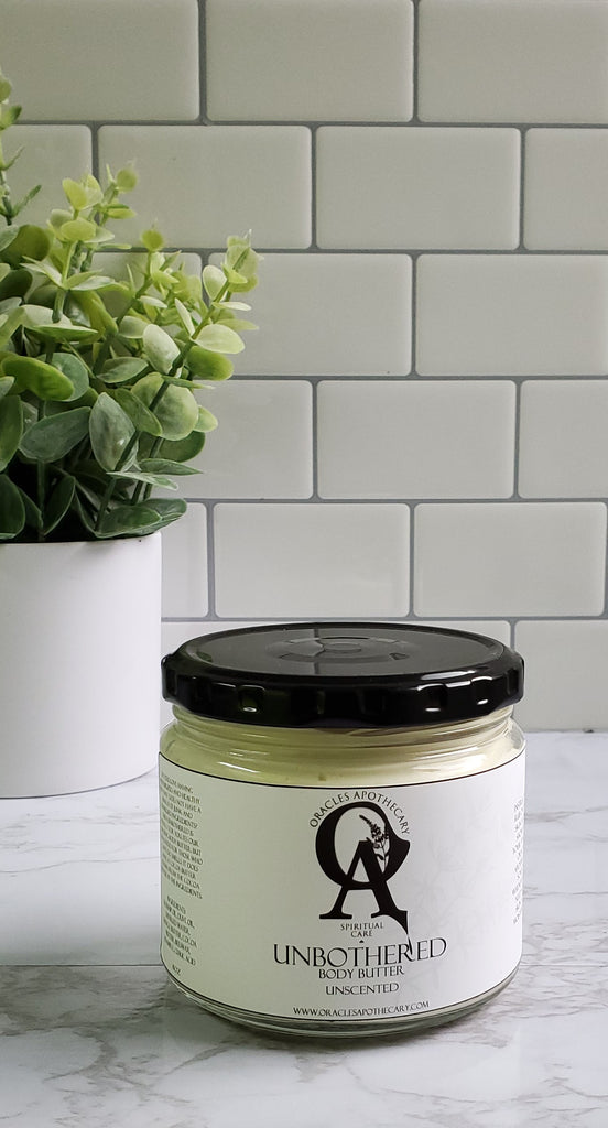 8oz jar of body butter