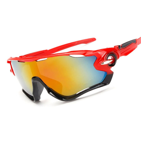 Image of MELIFE Windproof Sport Eyewear Cycling Glasses Outdoor motocross Sunglasses snowboard Goggles Gifts ski googles double lens