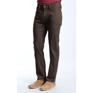 34 Heritage Charisma Jeans in Brown Comfort