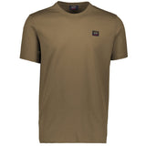 Paul & Shark Cotton T Shirt C0P1002 - Beige