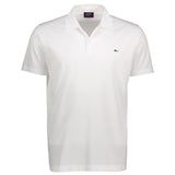 Paul & Shark Polo Shirt With Shark C0P1013 - White