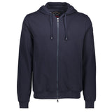 Paul & Shark Sweatshirt With Hood And Zip  C0P1017 - Navy