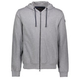 Paul & Shark Sweatshirt With Hood And Zip  C0P1017 - Mid Grey